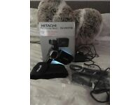 Camcorder never used