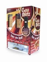 Hot Nut Vending Machine Business - Work 1 Day A Fortnight Melbourne CBD Melbourne City Preview