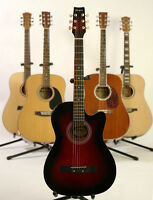 We specialize in acoustic and classical guitars ; iMusicGuitar !
