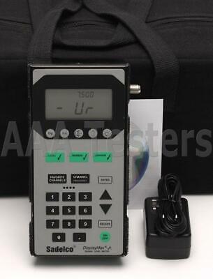 Sadelco Displaymax Jr. 3000 Signal Level Catv Meter Jr W Level Ingress Leakage