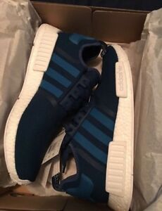 Deadstock Adidas NMD Unity Blue 12.5
