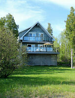 Tobermory - Private Lakeside Retreat - Perfect for Families