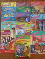 + Collections de livres pour enfants (prix varient de 7$ à 18$)