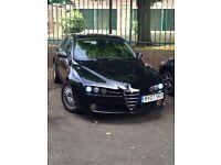Alfa Romeo 159 2.2 JTS perfect drive top spec long mot (not bmw Astra focus mercedes audi