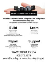 We can solve your computer questions