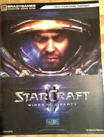 Starcraft II Wings of Liberty Strategy guide