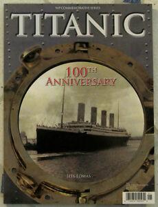 WP Titanic 100th Anniversary Commemorative Series book