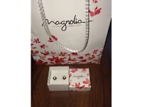 Magnolia Pearl Earrings - Brand New (Unwanted Gift)