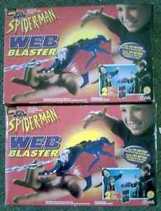 Spider-Man Web Shooters