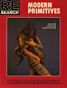 MODERN PRIMITIVES: An Investigation of Contemporary Adornment &