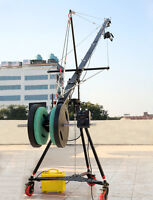 Video Coverage with crane (Camera Jib) with Competitive Prices