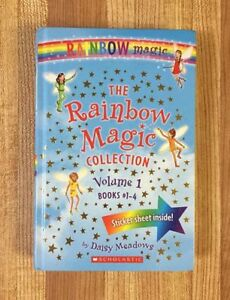 Rainbow Magic Collection - Books 1-4