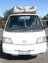 Fully Equipped, Reliable & Super Comfortable MAZDA CAMPERVAN Perth Northern Midlands Preview