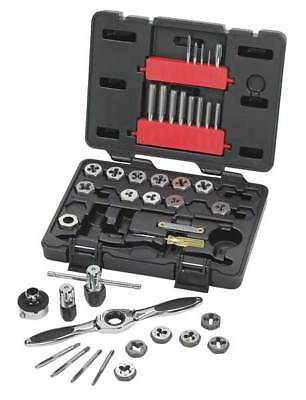 Tap And Die Set40 Pccarbon Steel Gearwrench 3885