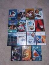 Bulk collection of assorted videos and DVDS Austins Ferry Glenorchy Area Preview