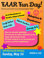 Free and Alive Rescue Adoption Fair &Fundraiser