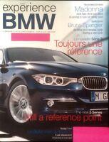 MAGAZINE BMW EXPÉRIENCE DEALER VOL.5 NO.1