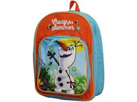 Kids nusery and back bags