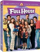 Full house seasons on dvd 8,4,5 Please Contact (902) 577-8866