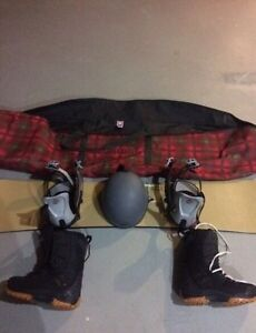 Fresh Snowboard 152cm with accessories!