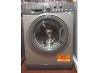 8months Old washer for sale (can deliver)hotpoint