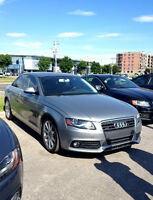 *2009 Audi A4 Premium/Technik S-Line Certified Pre-Owned Sedan*