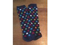 JoJo Maman Welly socks