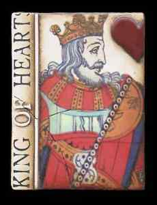 Wanted: Sid Dickens T158 King of Hearts & T161 Queen of Hearts