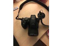 Fujifilm FinePix S8200 Digital Camera - Black