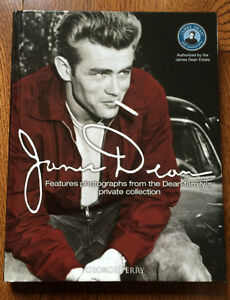 James Dean by George Perry - Hard Cover
