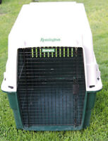 Kennel for Dog for indoors or traveling ,Remington made