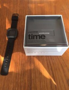 Pebble Time for sale