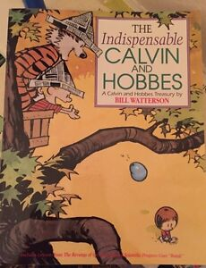 BD Calvin and Hobbes (anglais)