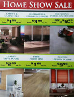 Don't Miss Our Home Show Specials
