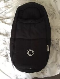 Bugaboo bee 3 black cocoon immaculate condition.