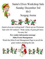 Santa's Elves Workshop Sale