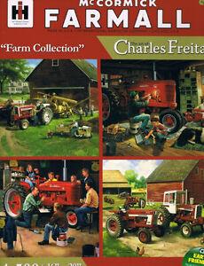 McCormick Farmall - Farm Collection 4-in-1