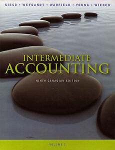 INTERMEDIATE ACCOUNTING: Vol. 1 & Study Guide (9th Canadian)