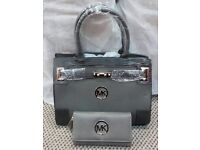 Ladies Michael Kors Handbag set for sale