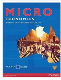 Textbook microeconomics seventh edition textbooks gumtree microeconomics australia in the global environment textbook fandeluxe Image collections