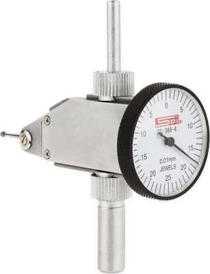 Spi 0.5mm Range 0.01mm Dial Graduation Vertical Dial Test Indicator 32mm Wh...