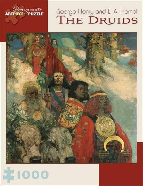 NEW The Druids - Bringing in the Mistletoe By G Henry Puzzle Free Shipping