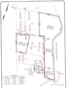 TERRAIN DE CHOIX SECTEURE LaPÊCHE 75% VENDU Gatineau Ottawa / Gatineau Area image 4