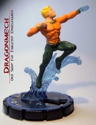 HeroClix Icons #026 Aquaman - Blau