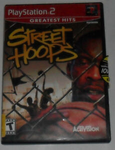 Street Hoops Basketball PlayStation 2 game