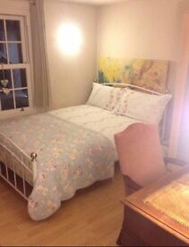 Double bedroom in stunning 2 bedroom cottage feel house