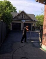 LOWEST PRICE GUARANTEED!! DRIVEWAY SEALING OIL BASED