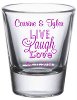 Wedding Shot Glass Party Favours