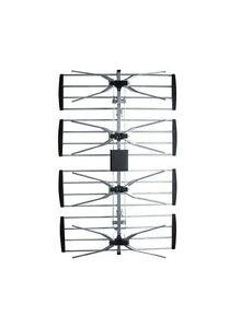 OTA UHF/VHF HDTV Digital Antenna - 4-bay: $40