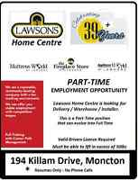 Part Time Opportunity